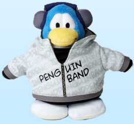 penguin-band