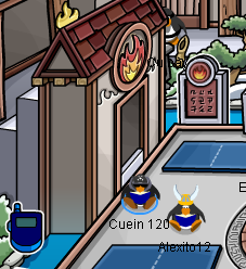 puerta del legendario dojo